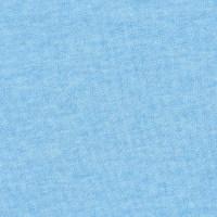 男装蓝色针织毛圈布面料
