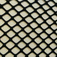 几何图案针织网眼面料