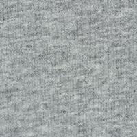 男装灰色针织毛圈布面料
