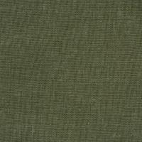 男装绿色麻纺绉布面料