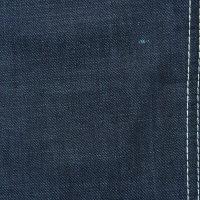 女装蓝色棉纺面料