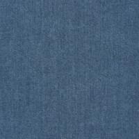 蓝色棉纺面料