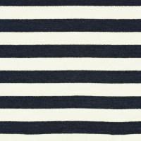 条纹图案针织汗布面料
