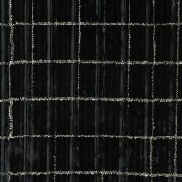 几何图案棉纺平绒面料