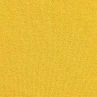 黄色针织毛圈布面料