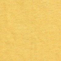 黄色针织起绒布面料