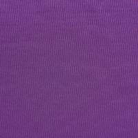 紫色针织罗马布面料