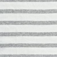 条纹图案针织罗纹针织...