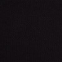 黑色针织起绒布面料