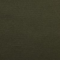绿色棉纺纱卡面料