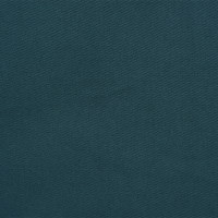 蓝色棉纺纱卡面料