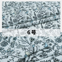 6号色 泡泡棉纱 夏季衬衫 裙子布料