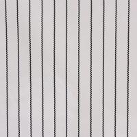 白色条纹漆皮