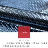 格兰丝烫膜压花麂皮绒 博弈纺织新款鞋材箱包