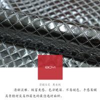 格兰丝烫膜压花麂皮绒博弈纺织新款鞋材箱包