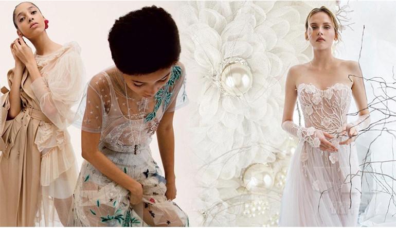 2020春夏女装蕾丝面料趋势预测