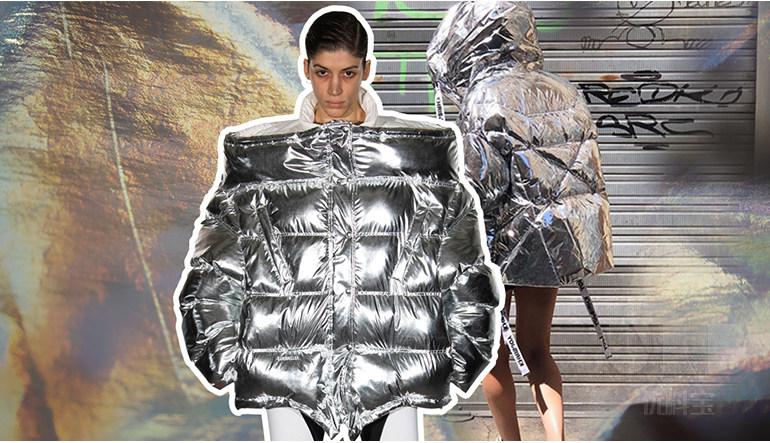 科技重塑--男女装棉羽绒服面料趋势