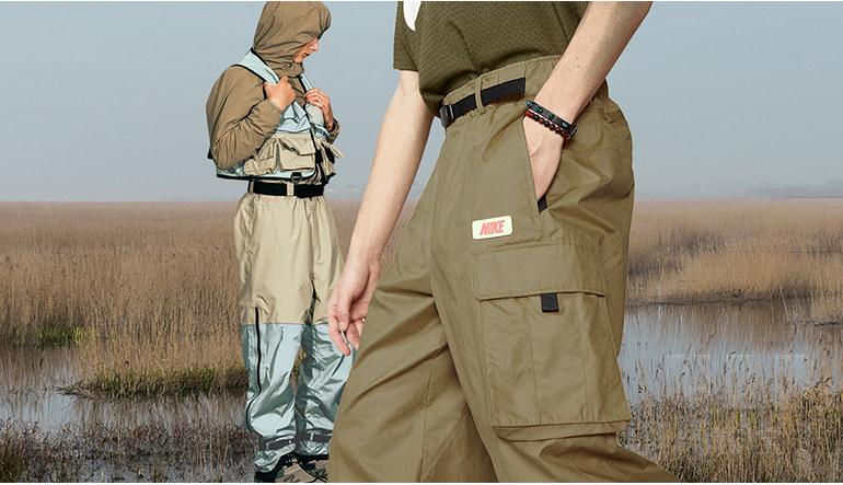 户外新纪元--男装裤子面料趋势