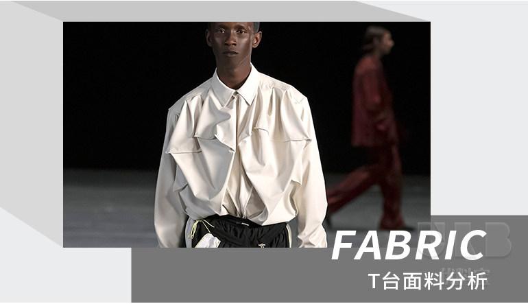 衬衫面料--男装T台面料综合分析